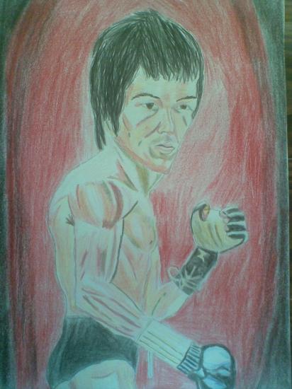 Bruce Lee par jhnbrennan171